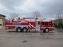 Mason Fire Department, Ohio - E-ONE HP100 Aerial Quint