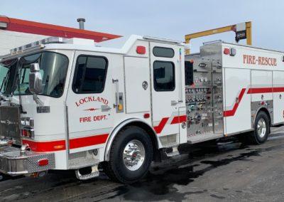 Lockland Fire Department, Lockland, Ohio – SO# 141887
